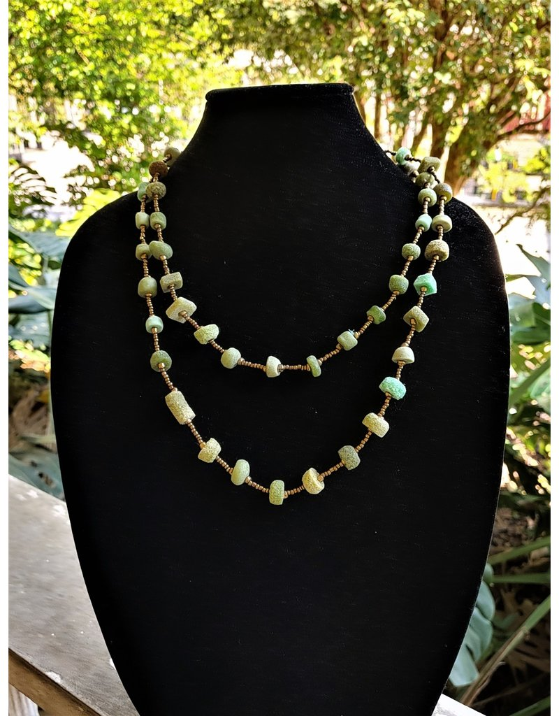 Necklace - Glass