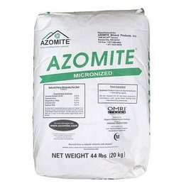 Azomite 44lb Package