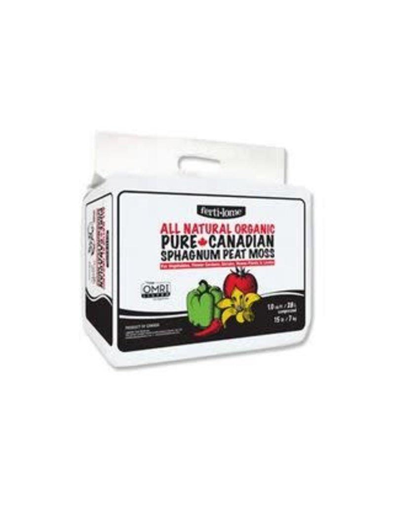 Fertilome Canadian Sphagnum Peat Moss - 1 cf