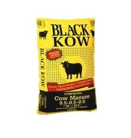 Black Kow Cow Manure - 1 cf