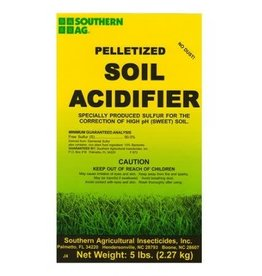 Sulfur Soil Acidifier