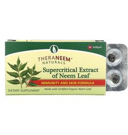 Supercritical Neem Leaf Extract, Softgel 30 count