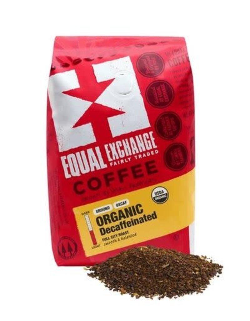Equal Exchange Coffee - Organic Decaf, Ground