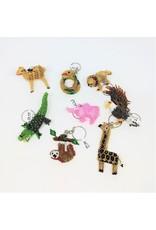 Keychain - Zoo Assortment
