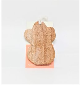Ornament - Wooden Angel, Haiti