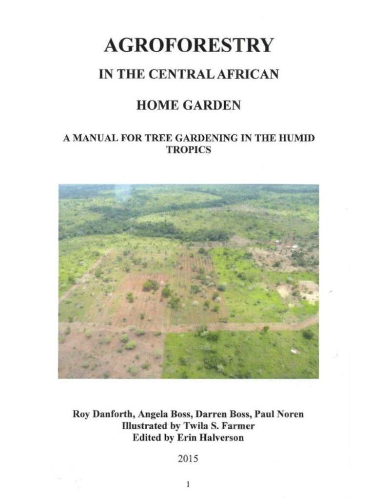 Agroforestry in Central African Home Garden
