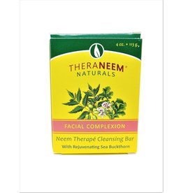 TheraNeem Neem Soap - Facial Complexion Bar