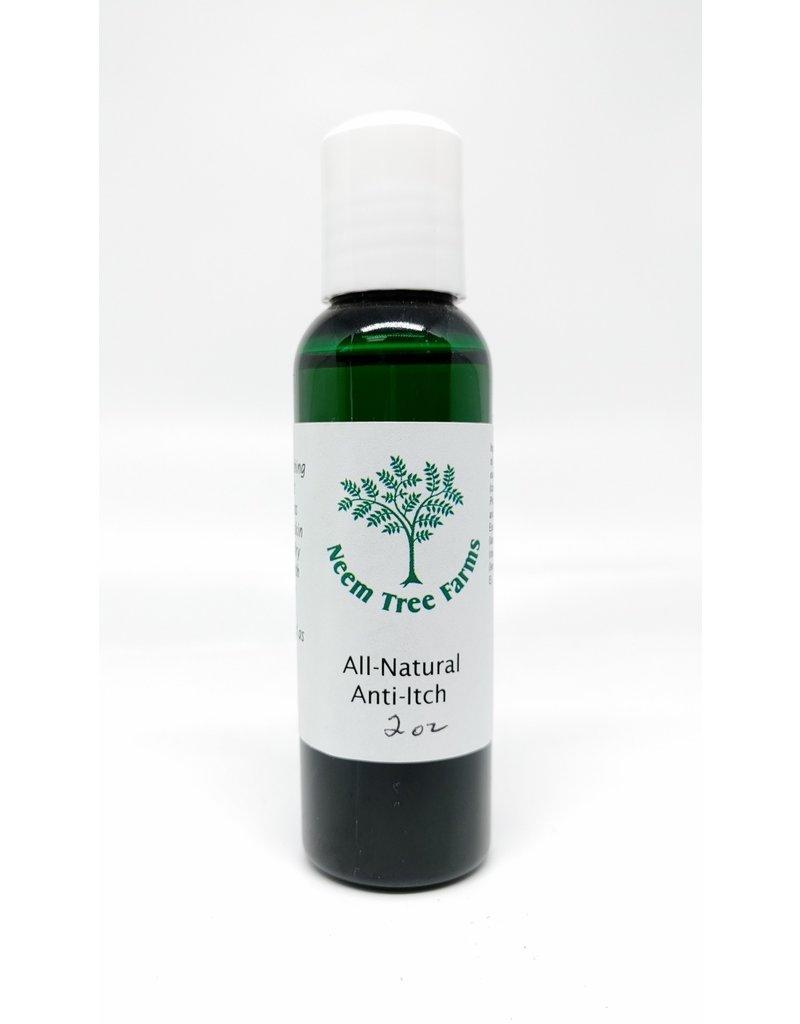 Neem anti-itch formula - 2oz