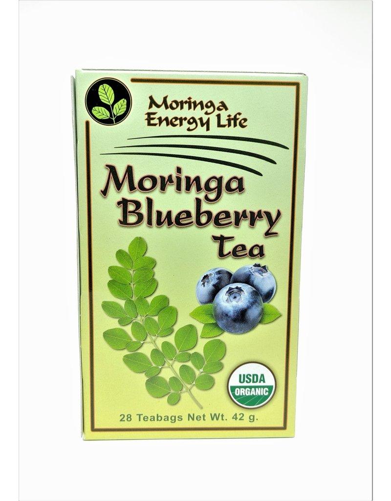 Moringa Tea - Blueberry