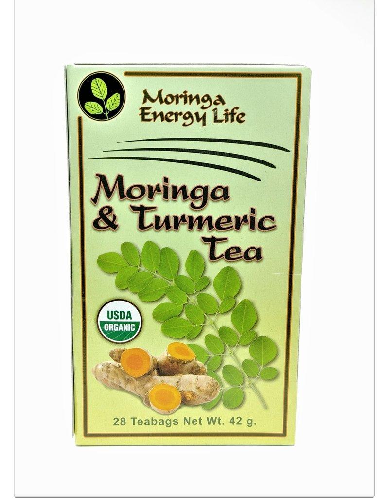 Moringa Tea - Turmeric