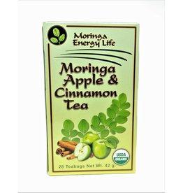 Moringa Tea - Apple Cinnamon