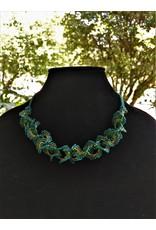 Necklace - Forest Kaleidoscope