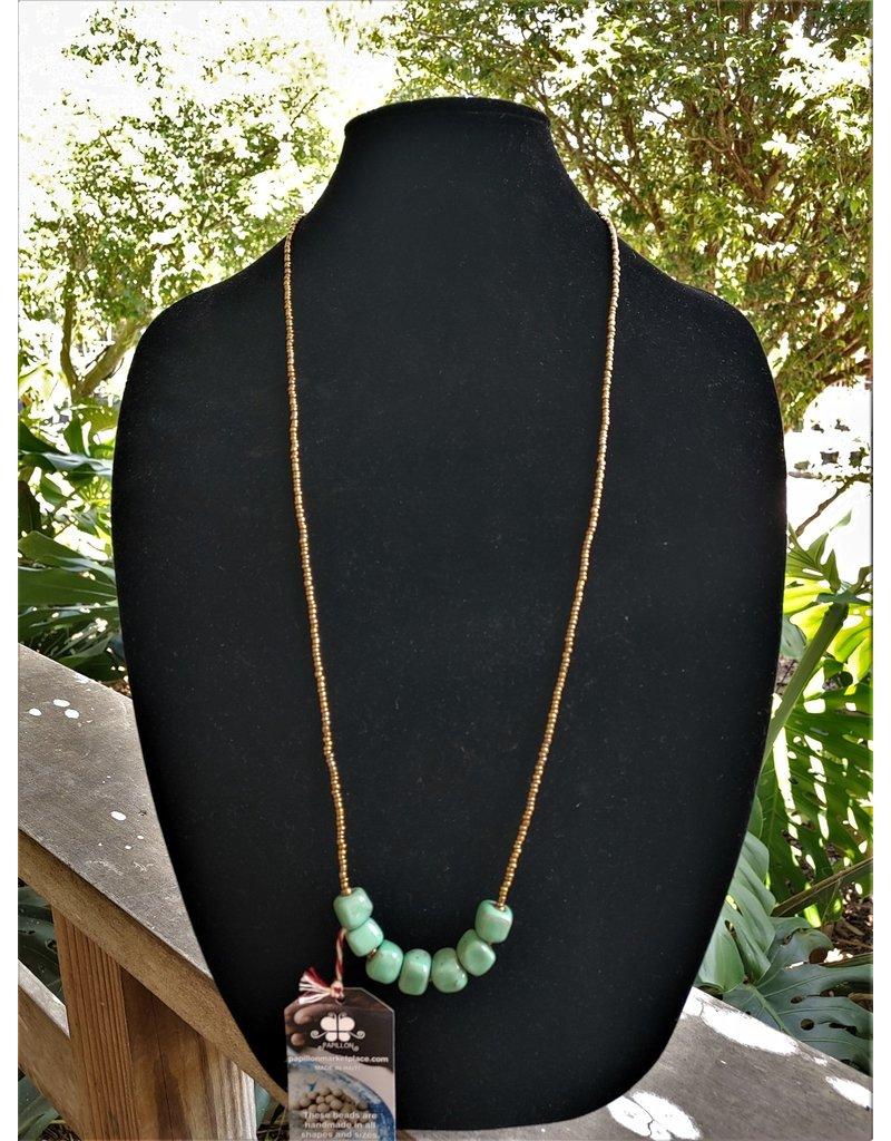 Necklace - Happy Mint