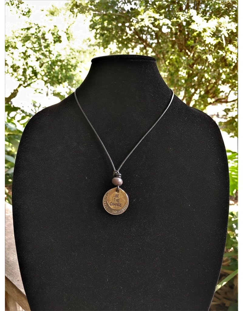 Necklace - Be the Change Original