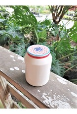 Canister - Peony Lid