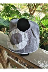 Bib- Batik Grey