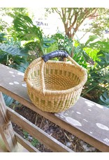 Mini Basket - With Leather