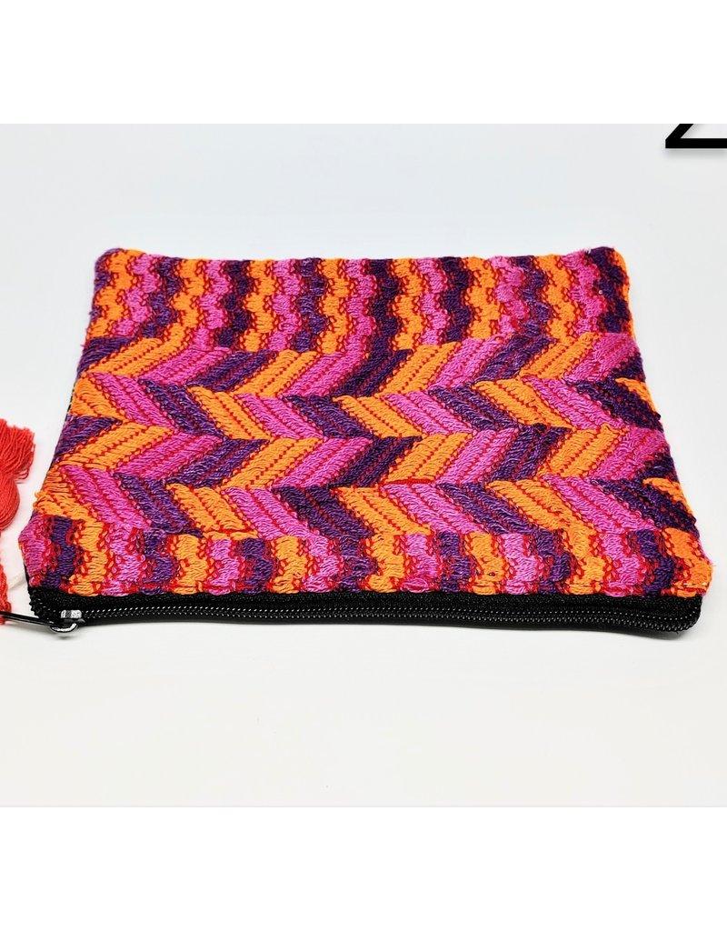Cosmetic Bag - Maya Guatemala Large