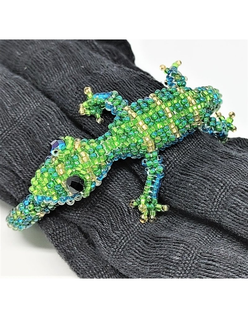 Bracelet - Elegant Gecko