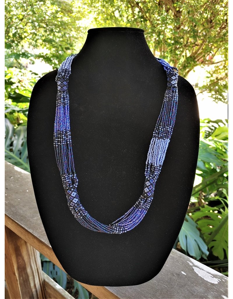 Necklace - Beaded Rope