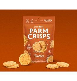 ParmCrisps Parmasan Crisp Snacks, Cheddar