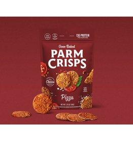 Parmcrisps Parmesan Crisp Snacks, Pizza