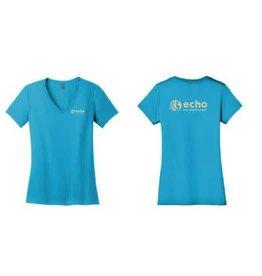 T-Shirt Women's V-Neck