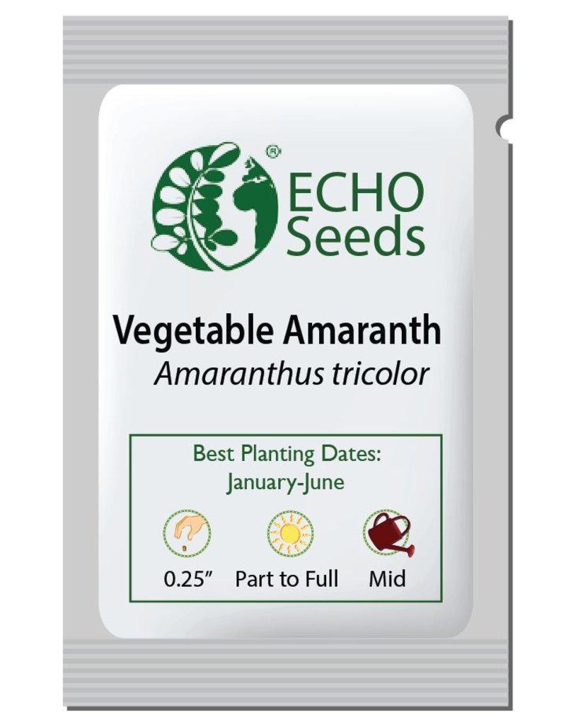 ECHO Seed Bank Vegetable Amaranth, Merah