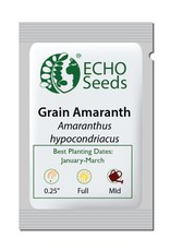 ECHO Seed Bank Grain Amaranth, Manna