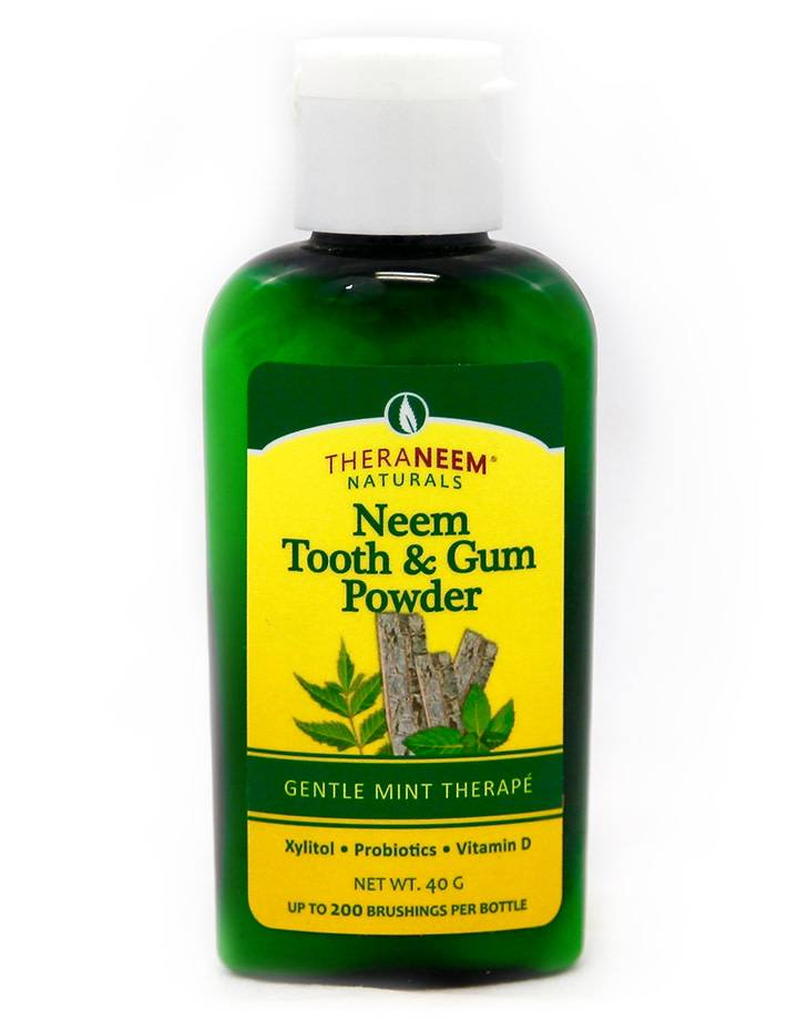 TheraNeem Neem Tooth Powder