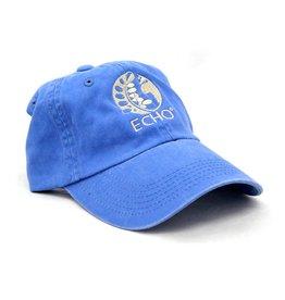 ECHO Baseball Cap, faded blue