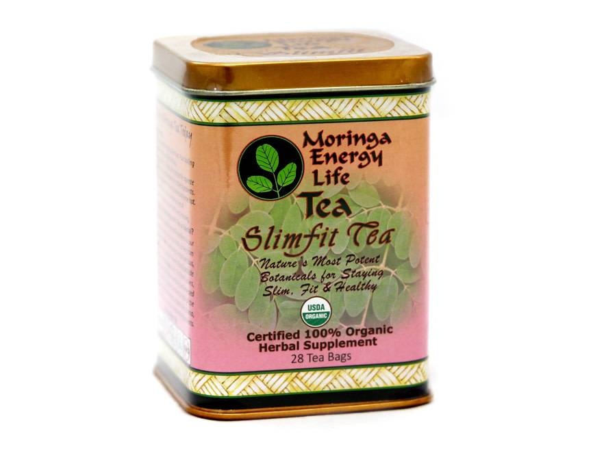Moringa Energy Tea, Slimfit