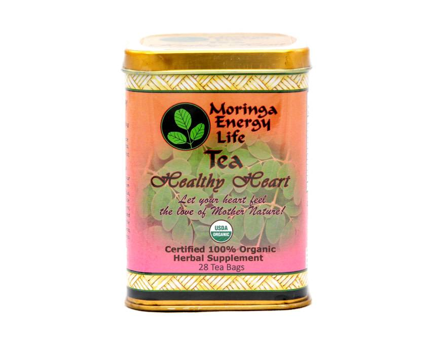 Moringa Energy Healthy Heart Tea