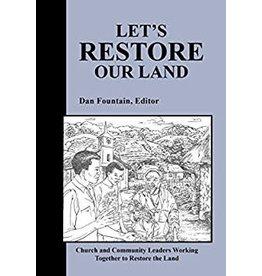 Let's Restore Our Land