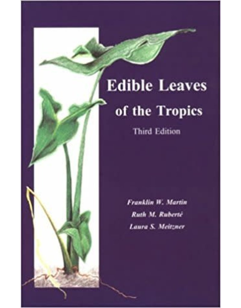 Edible Leaves of the Tropics