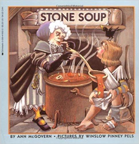 Stone Soup, paperback
