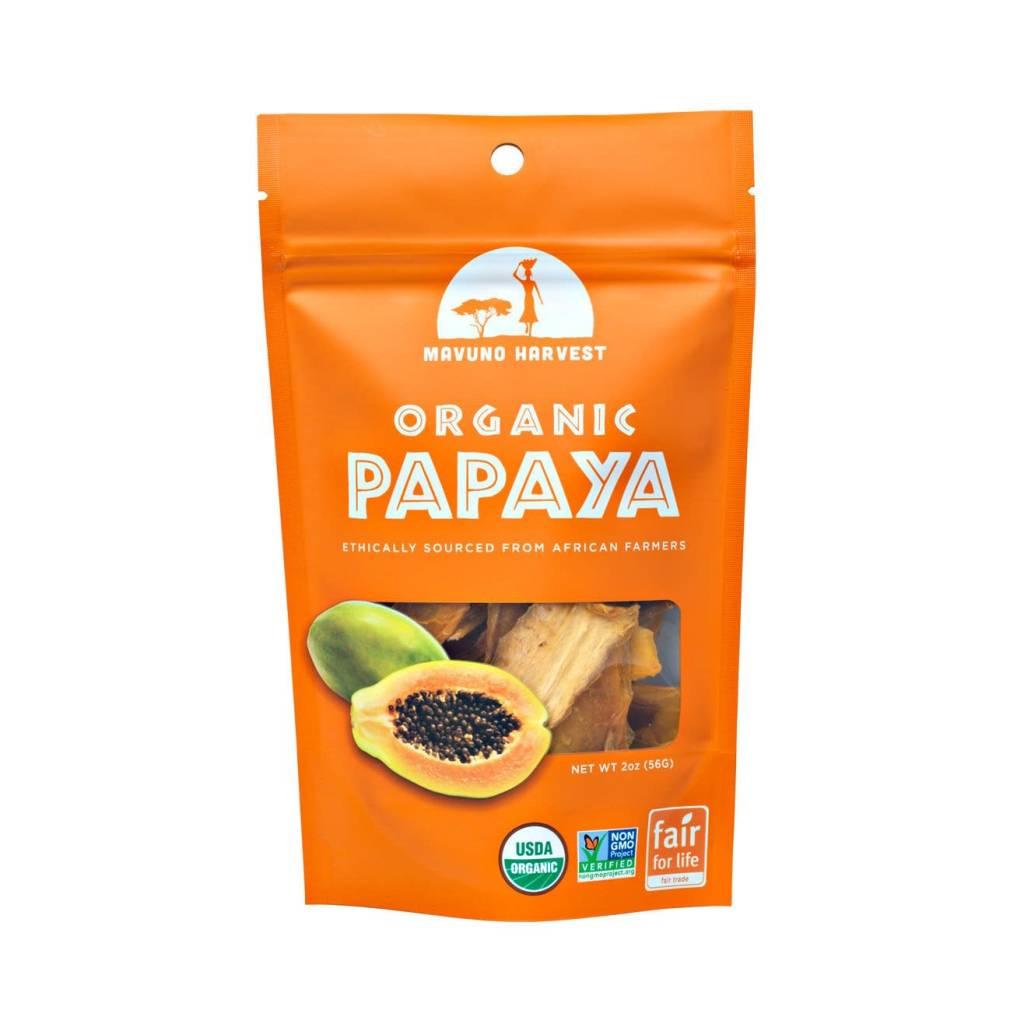 Mavuno Harvest Organic Papaya