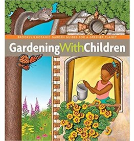 Gardening With Children, hardcover