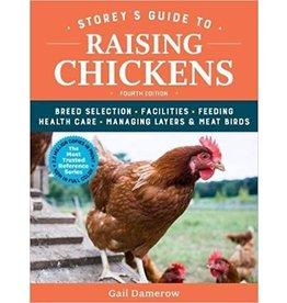 Storey's GT Raising Chickens 4th ed.