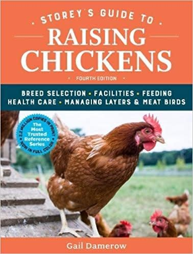 Storey's GT Raising Chickens 4th ed.