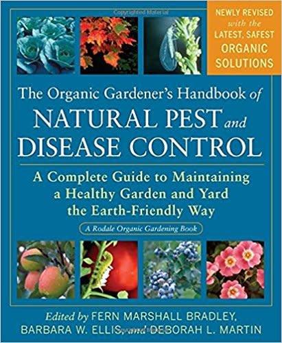 Orgainic Gardener's Handbook