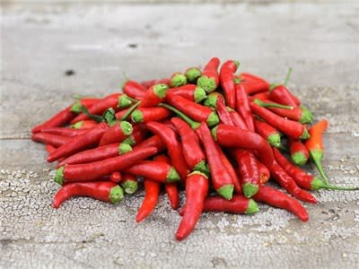 Baker Creek Seeds Pepper, Thai Burapa