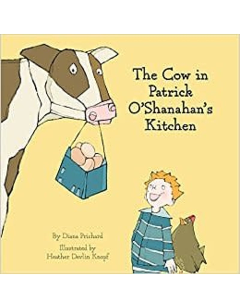 The Cow in Patrick O'Shanahan's Kitchen