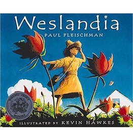 Weslandia, hardcover