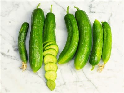 Baker Creek Seeds Cucumber - Beit Alpha
