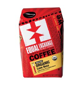 Equal Exchange Coffee - Love Buzz Whole Bean