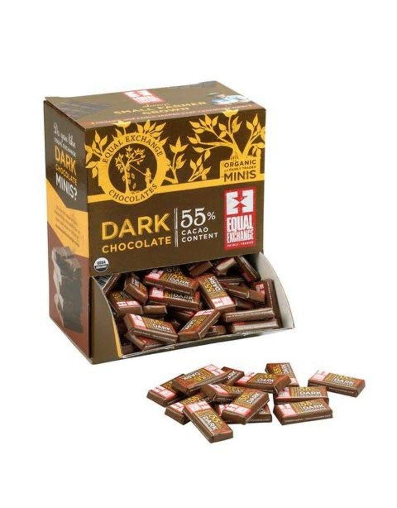 Equal Exchange Chocolate Mini - Dark Chocolate