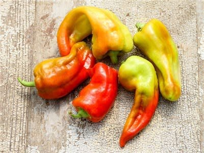 Baker Creek Seeds Pepper, Cubanelle Sweet