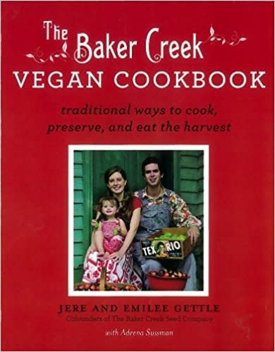 Baker Creek Seeds Baker Creek Vegan Cookbook