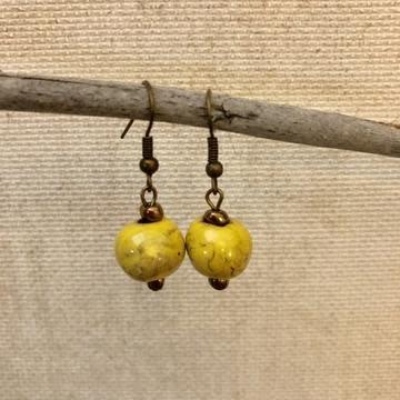 Earrings - Simple Ceramic